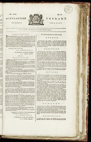 Alkmaarsche Courant 1818-06-29