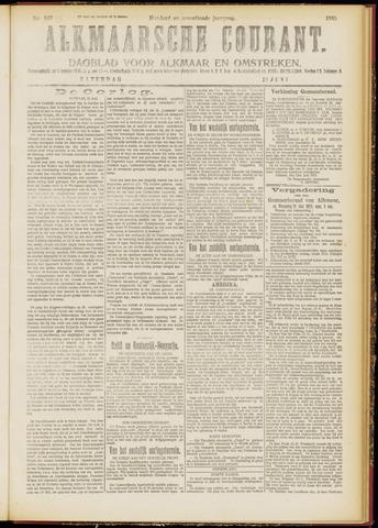 Alkmaarsche Courant 1915-06-12