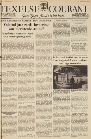 Texelsche Courant 1967-12-01