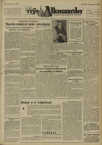 De Vrije Alkmaarder 1947-08-23