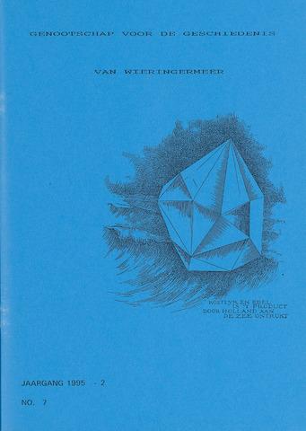 Kroniek Historisch Genootschap Wieringermeer 1995-07-01