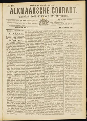 Alkmaarsche Courant 1905-10-18