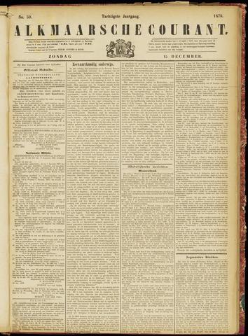 Alkmaarsche Courant 1878-12-15