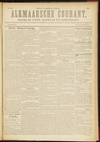 Alkmaarsche Courant 1917-12-28