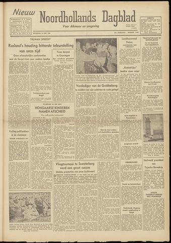 Nieuw Noordhollandsch Dagblad : voor Alkmaar en omgeving 1948-06-14