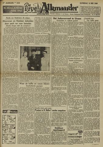 De Vrije Alkmaarder 1949-05-14