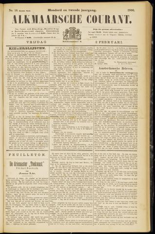 Alkmaarsche Courant 1900-02-02
