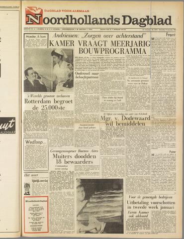 Noordhollands Dagblad : dagblad voor Alkmaar en omgeving 1962-12-19
