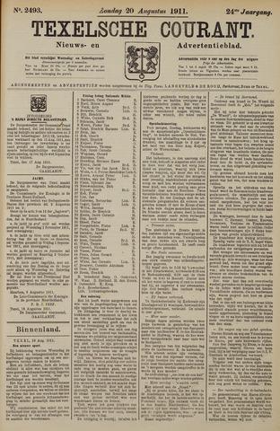 Texelsche Courant 1911-08-20