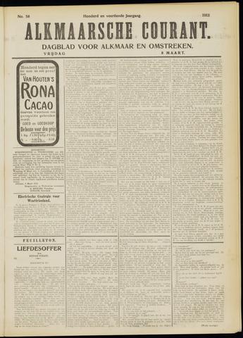 Alkmaarsche Courant 1912-03-08