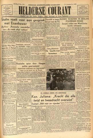 Heldersche Courant 1952-12-27