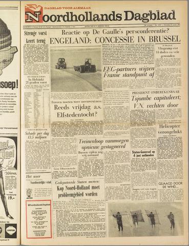 Noordhollands Dagblad : dagblad voor Alkmaar en omgeving 1963-01-16
