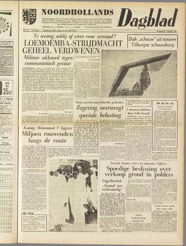 Noordhollands Dagblad : dagblad voor Alkmaar en omgeving 1961-03-01
