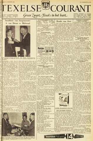 Texelsche Courant 1956-08-04