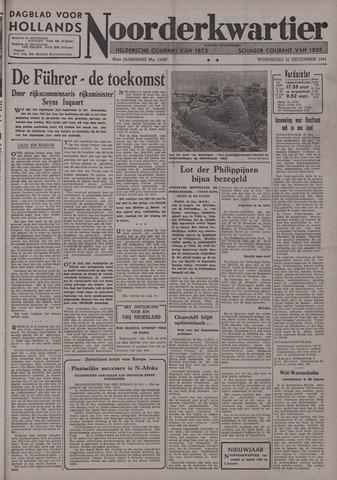 Dagblad voor Hollands Noorderkwartier 1941-12-31