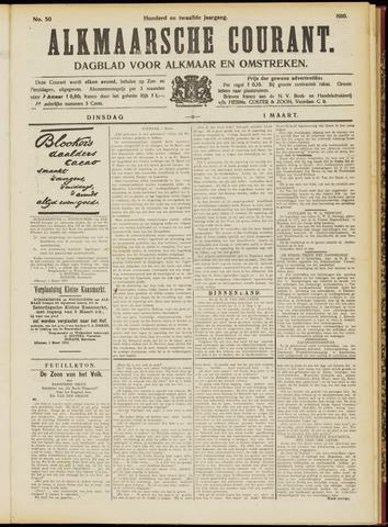 Alkmaarsche Courant 1910-03-01