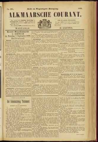 Alkmaarsche Courant 1896-08-26