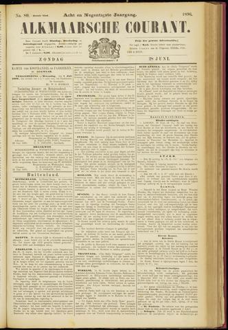 Alkmaarsche Courant 1896-06-28
