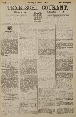 Texelsche Courant 1911-03-05