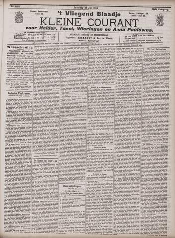 Vliegend blaadje : nieuws- en advertentiebode voor Den Helder 1904-07-30