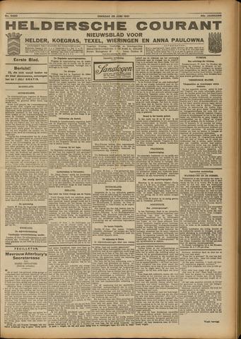 Heldersche Courant 1921-06-28