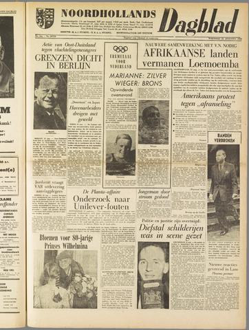 Noordhollands Dagblad : dagblad voor Alkmaar en omgeving 1960-08-31
