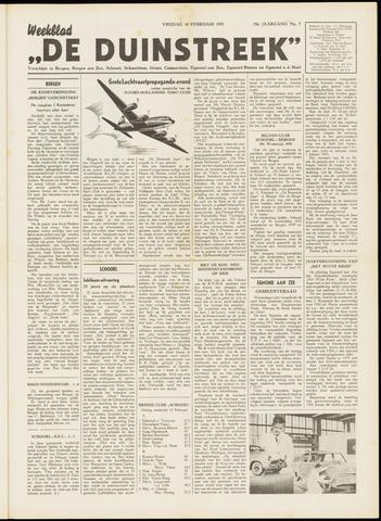 De Duinstreek 1951-02-16