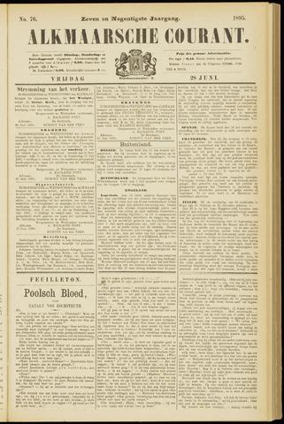 Alkmaarsche Courant 1895-06-28