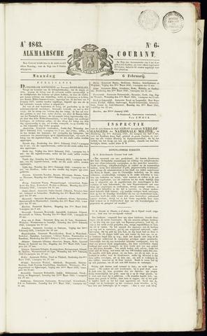Alkmaarsche Courant 1843-02-06