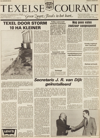 Texelsche Courant 1981