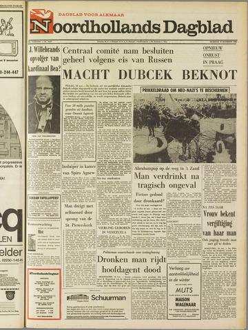 Noordhollands Dagblad : dagblad voor Alkmaar en omgeving 1968-11-18