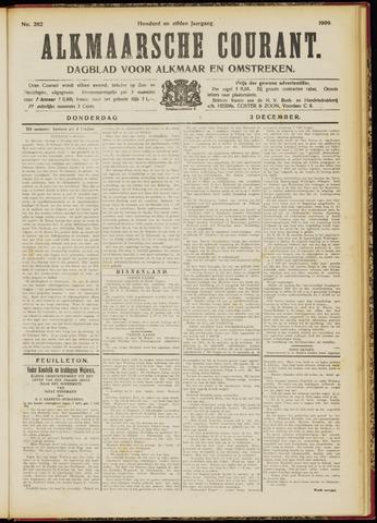 Alkmaarsche Courant 1909-12-02