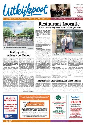 Uitkijkpost : nieuwsblad voor Heiloo e.o. 2018-03-14