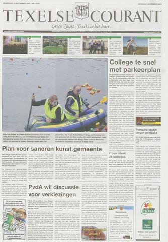 Texelsche Courant 2009-11-03