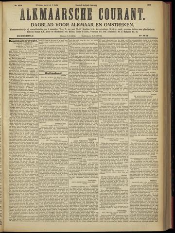 Alkmaarsche Courant 1928-07-19
