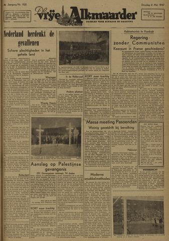 De Vrije Alkmaarder 1947-05-06