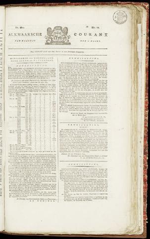 Alkmaarsche Courant 1822-03-11