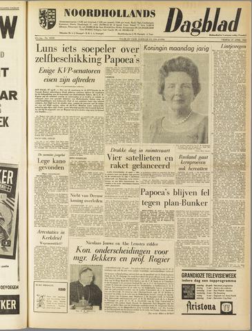 Noordhollands Dagblad : dagblad voor Alkmaar en omgeving 1962-04-27