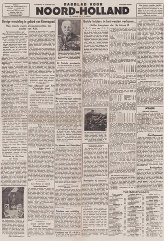 Dagblad Noord-Holland, Schager editie 1944-01-10