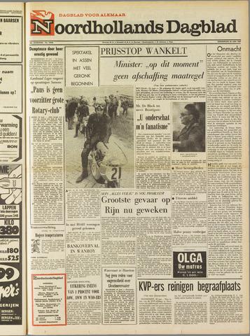 Noordhollands Dagblad : dagblad voor Alkmaar en omgeving 1969-06-26