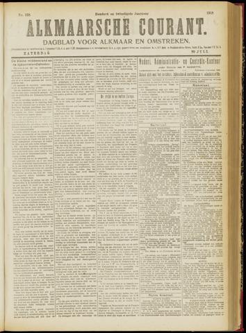 Alkmaarsche Courant 1918-07-20
