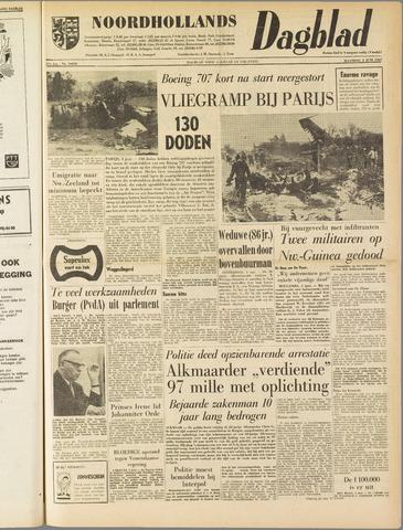 Noordhollands Dagblad : dagblad voor Alkmaar en omgeving 1962-06-04
