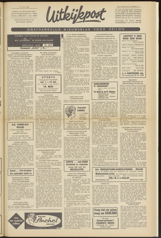 Uitkijkpost : nieuwsblad voor Heiloo e.o. 1963-06-27