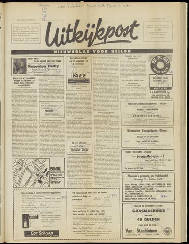 Uitkijkpost : nieuwsblad voor Heiloo e.o. 1971-08-25