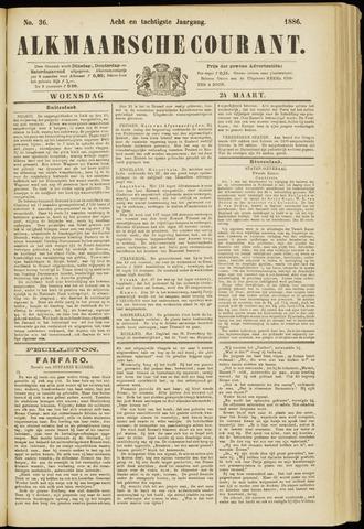 Alkmaarsche Courant 1886-03-24