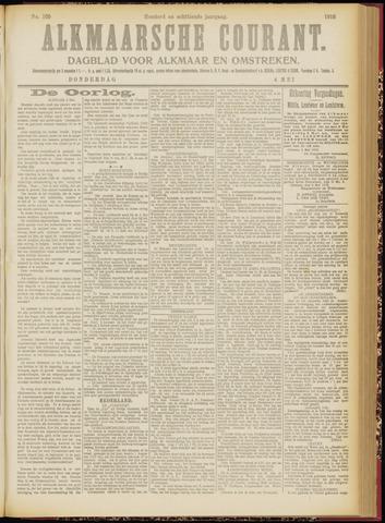 Alkmaarsche Courant 1916-05-04