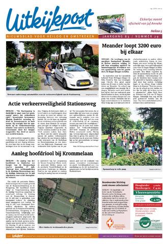 Uitkijkpost : nieuwsblad voor Heiloo e.o. 2017-07-19