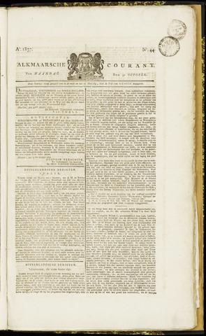 Alkmaarsche Courant 1837-10-30