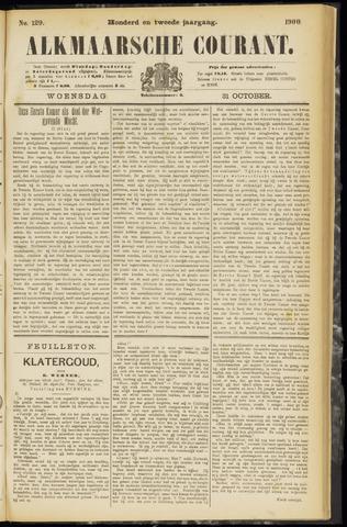 Alkmaarsche Courant 1900-10-31