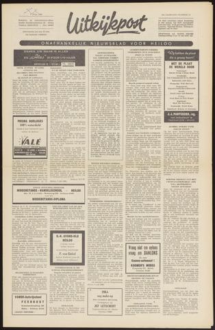 Uitkijkpost : nieuwsblad voor Heiloo e.o. 1966-07-07
